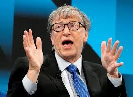 Билл Гейтс снова пожаловался на слишком маленькие налоги