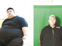 Самый толстый китаец похудел на 142 килограмма
