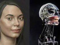 В Британии создали первого в мире робота-художника