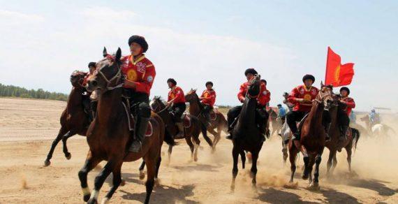 Ежегодно в областях Кыргызстана будут проводиться мини-игры кочевников