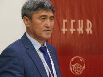 Новым президентом Федерации футбола КР стал Канат Маматов