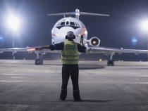 Аэропорт «Манас» в 17.40 возобновил работу