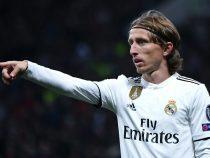 Лука Модрич останется в «Реале»