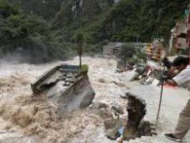 В Перу бушует наводнение