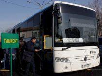 Автобусный рейс Бишкек – Ташкент возобновлен