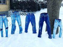 В США набирает обороты челендж  «ледяные штаны»