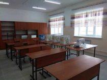 Новую школу построили в Кара-Сууйском районе