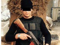 Силовики задержали кыргызстанца, воевавшего в Сирии