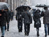 Синоптики предупреждают об  ухудшении погодных условий в Бишкеке