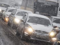 Ситуация на бишкекских дорогах к вечеру может усложниться