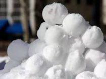 Американские полицейские капитулировали перед школьниками в игре в снежки