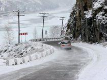 Минтранс: Проезд по главным магистралям страны не затруднен