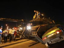 В Турции выданы ордера на арест почти 300 военных из-за их «причастности к перевороту»