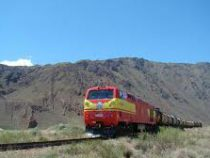 На юг Кыргызстана стали доставлять больше грузов железной дорогой