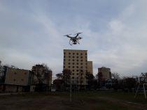 За экологической ситуацией в Бишкеке будут следить с помощью дронов