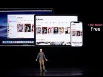 Apple представила собственную карту для бесконтактных платежей