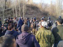 Ситуация на кыргызско-таджикской границе остается без изменений