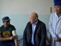 Пострадавшим на границе с Таджикистаном оказана материальная помощь