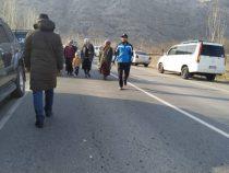 Конфликт на границе: дороги по-прежнему закрыты