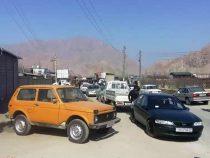 Три человека ранены вовремя конфликта накыргызско-таджикской границе