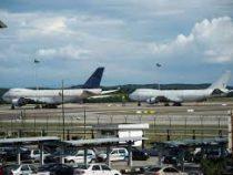 В аэропорту Токио столкнулись два самолета