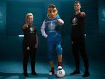 Представлен официальный талисман футбольного Евро-2020