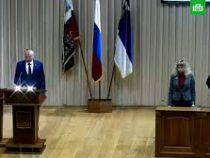 Мэр Белгорода вышел принимать присягу под музыку из«Звездных войн»