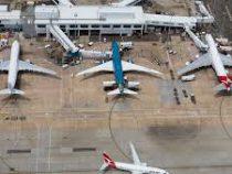 Работа аэропорта Сиднея возобновлена