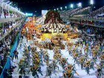 ВБразилии подошел кконцу самый известный карнавал вмире
