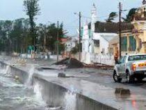 Мощный тропический шторм обрушился на Мозамбик/