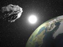 NASA предупредило о сближении астероида с Землёй