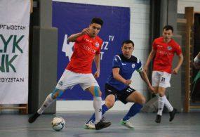 Бишкекский «Алга-Дордой» стал обладателем Кубка Кыргызстана пофутзалу