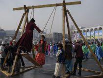 Праздничная программа ждет бишкекчан на Нооруз
