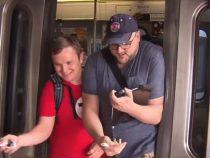 Вдоволь покатавшись на поездах, приятели стали мировыми рекордсменами