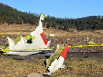 В Эфиопии найден «черный ящик» разбившегося «Боинга»
