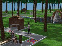 В столице появится новый сквер