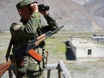 Ситуация на кыргызско-таджикском участке государственной границы стабильная