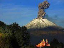 Проснулся самый грозный вулкан Мексики