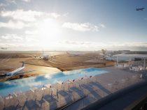 В нью-йоркском аэропорту открылся бассейн