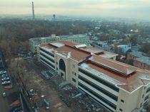 ЖК принял документ об открытии больницы кыргызско-турецкой дружбы
