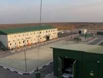 В Ала-Букинском районе открыли новые погранзаставы