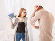 Американка избила мужа за невысказанный комплимент