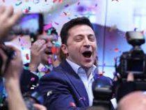 Путин непоздравил Зеленского спобедой навыборах президента Украины