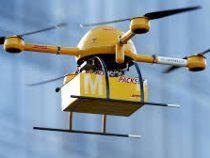 Заработал первый в мире сервис доставки дронами