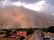 Насеверо-запад Индии обрушилась песчаная буря