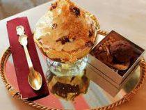 В одном из британских кафе начали подавать сладости для смельчаков