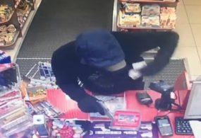 ВБишкеке двое неизвестных избили кассира иограбили магазин «Супер Арзан»