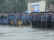 Милиция переходит к повышенной степени боевой готовности