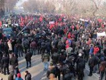 МВД предупреждает об ответственности во время митингов