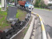В Бишкеке появятся ограждения в национальном стиле